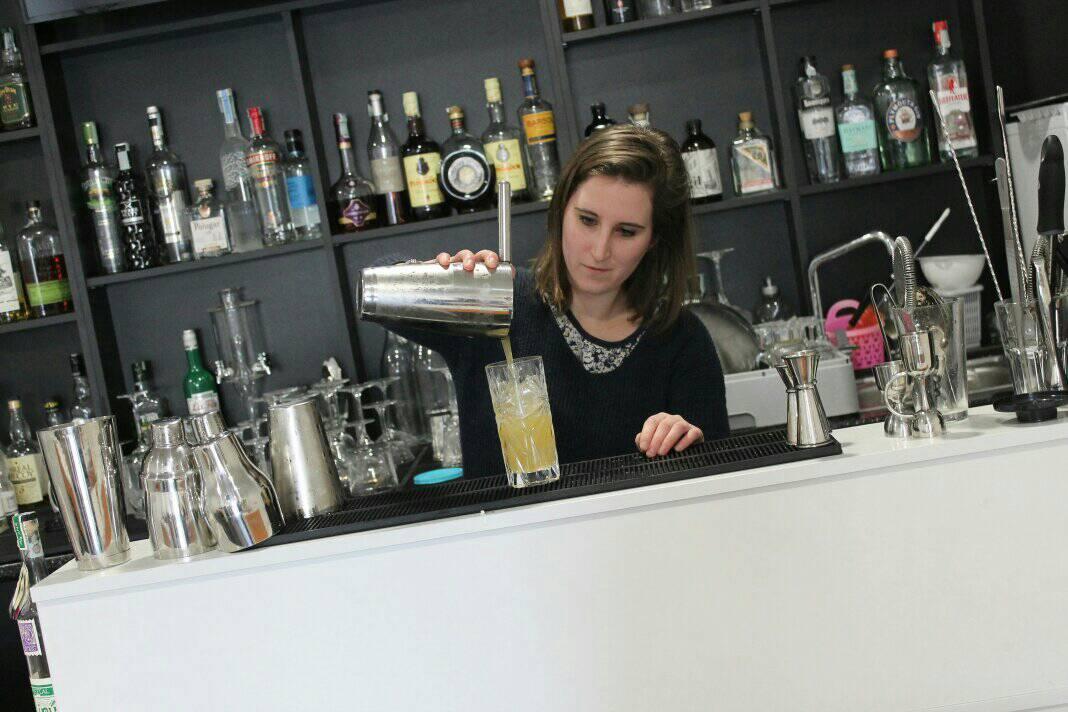 Corsi Barwoman