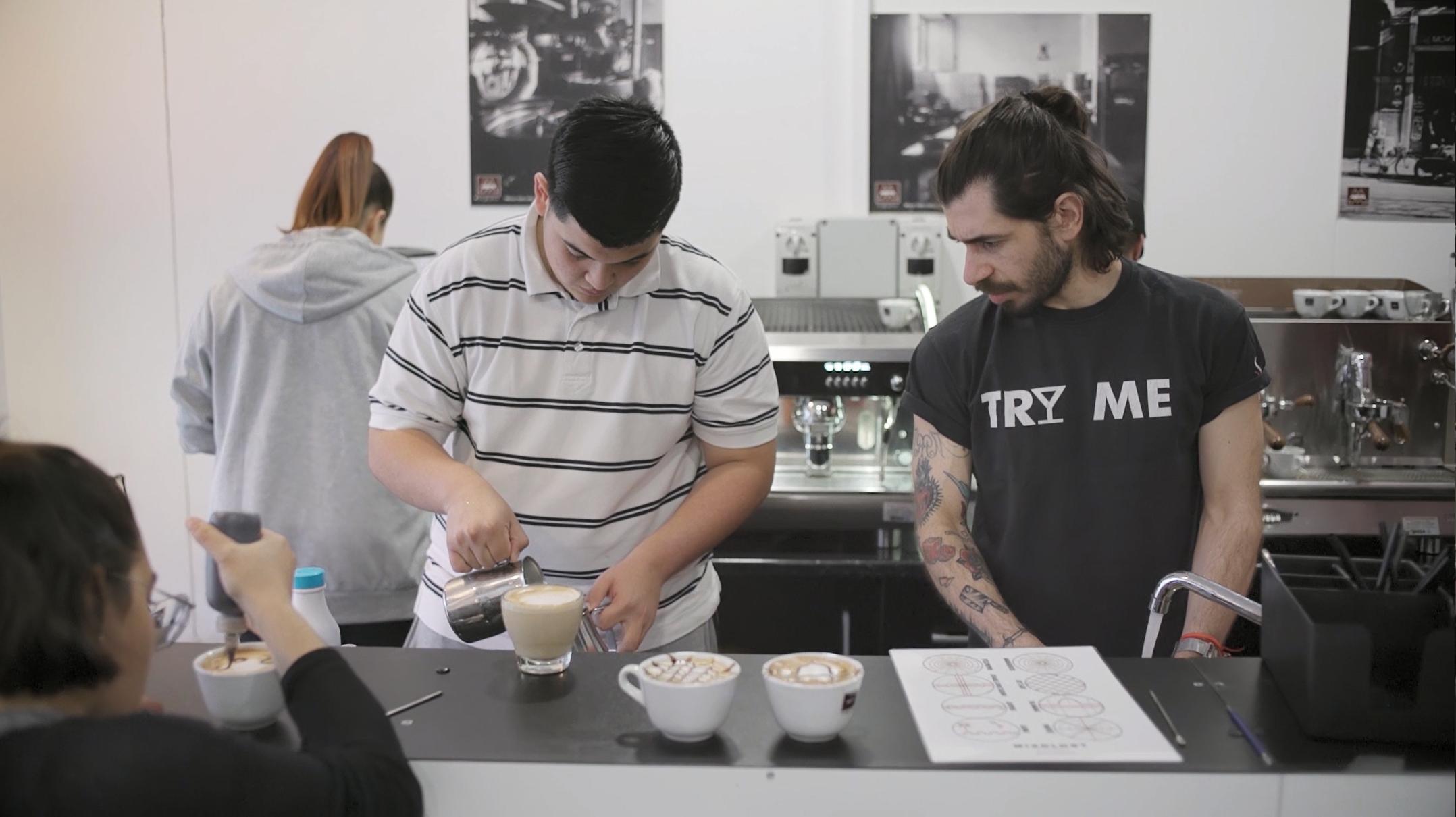 Corsi Caffetteria per Baristi