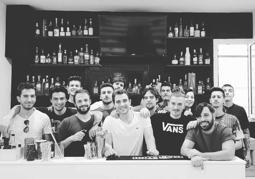 Corso Barman Mixology Milano Roma