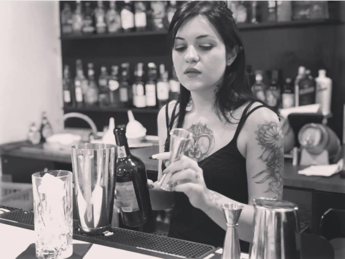 Corso Barwoman