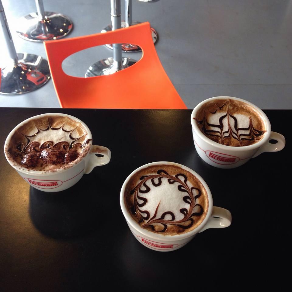 Corso Caffetteria Latte Art