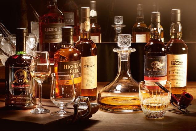 Degustazione Whisky Roma Milano