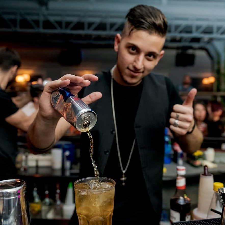 lavoro bartender