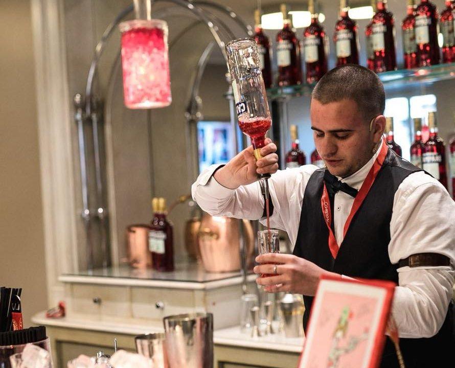 competizione barman
