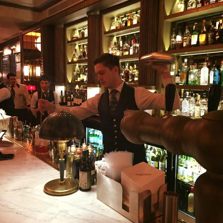 lavoro barman londra