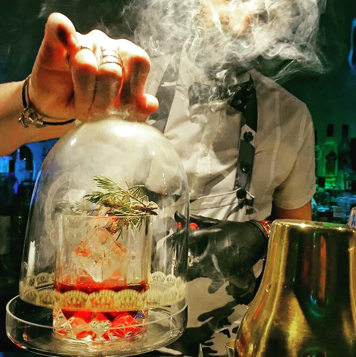 Corso Bar Chef in Molecular Mixology