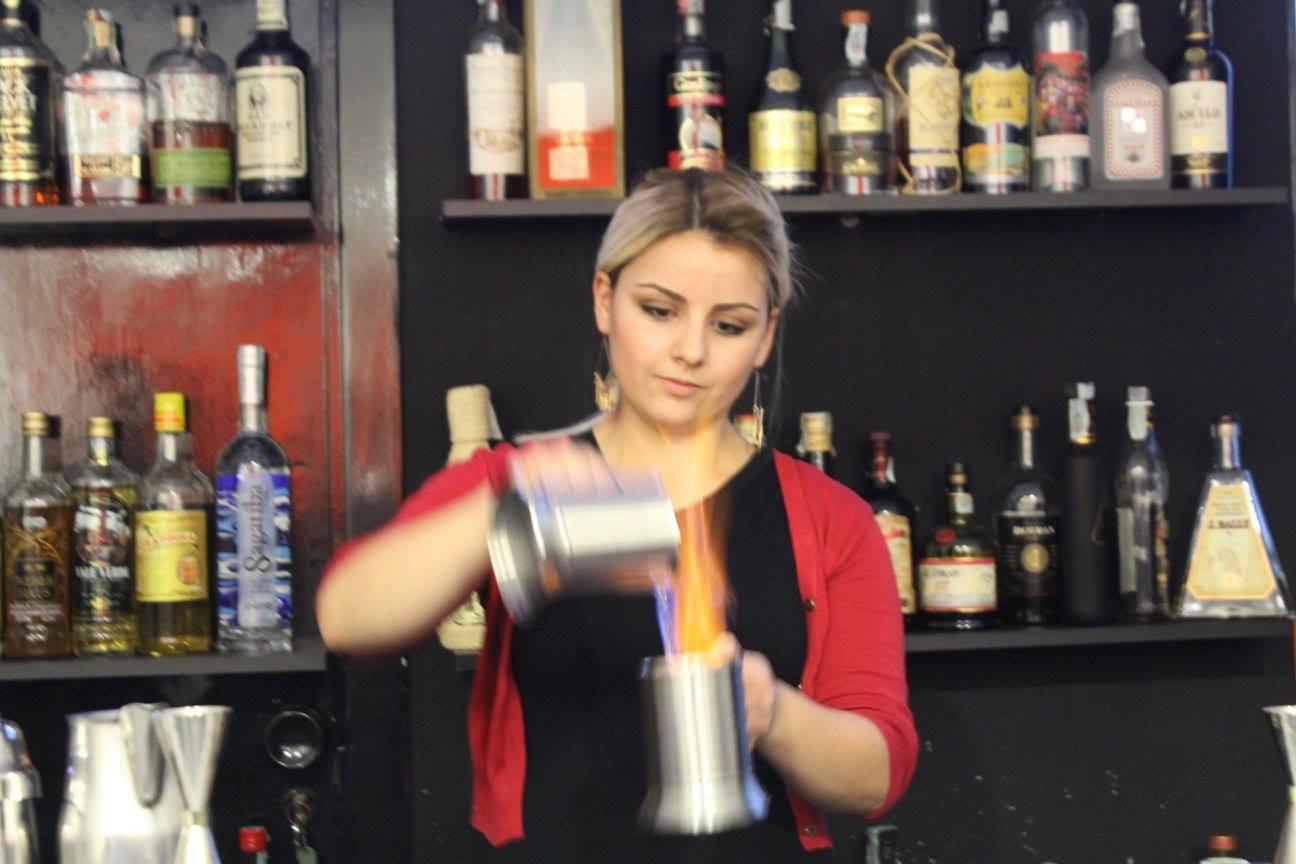 corso barman roma e milano