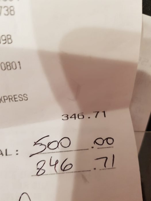 Lavorare a Miami: una mancia da 500 dollari!