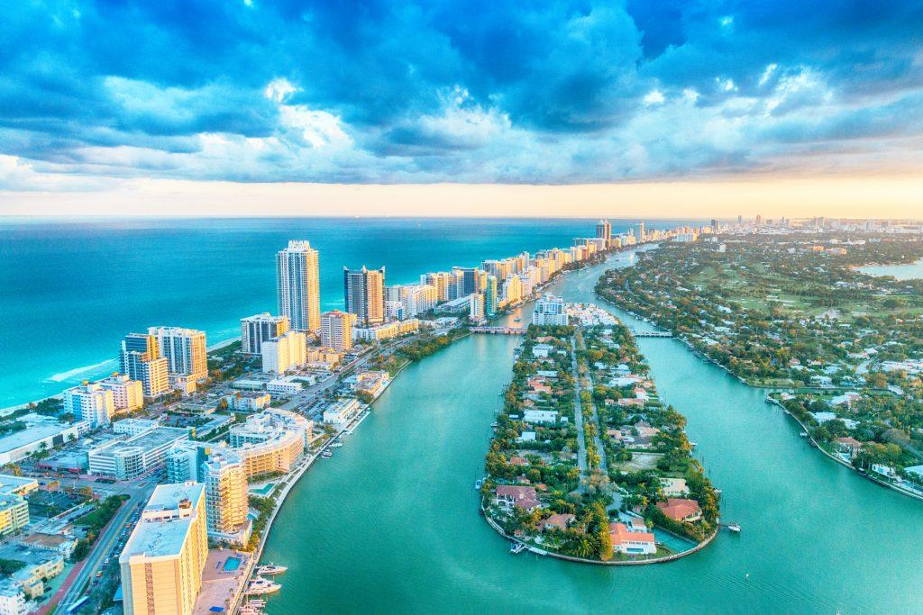 Lavorare a Miami