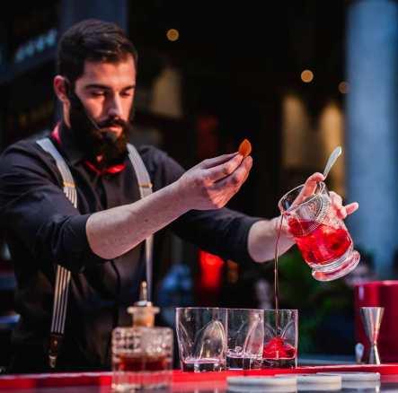 Competizioni Barman