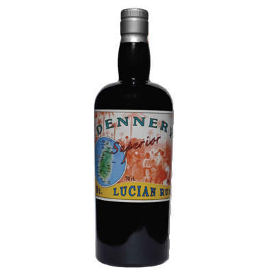 Rum Dennery St Lucia