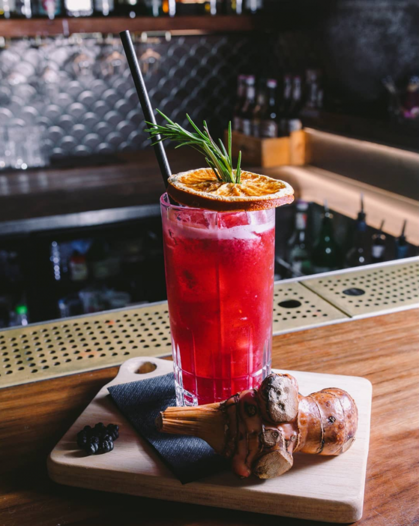 Sustainable Cocktail