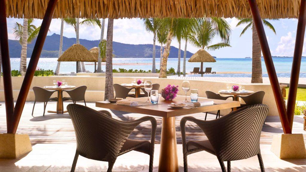 Lavorare a Bora Bora in Polinesia