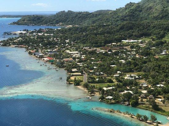 Lavorare a Tahiti in Polinesia