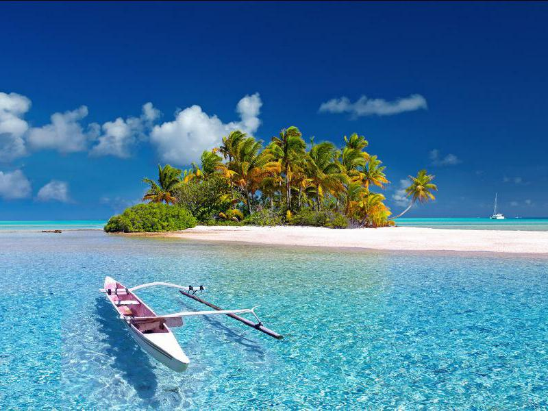 Lavorare in Polinesia